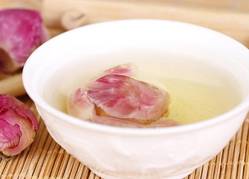 牡丹花茶有什么功效及作用?
