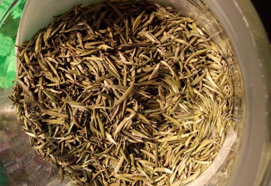 黄茶和绿茶有什么区别?