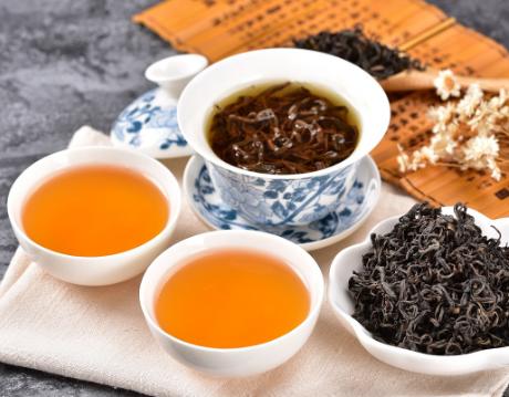 不同茶叶需用不同的冲泡手法!