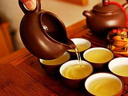 谈运动前后喝茶的好处?