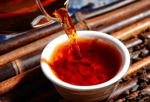 普洱茶的减肥原理及正确的喝法!图片