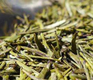 制作黄茶的原料及其黄茶制作的来历!