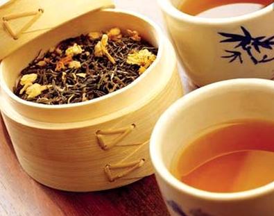 桂花茶怎么制作?