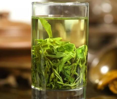 绿茶正确冲泡,好处多效果佳!
