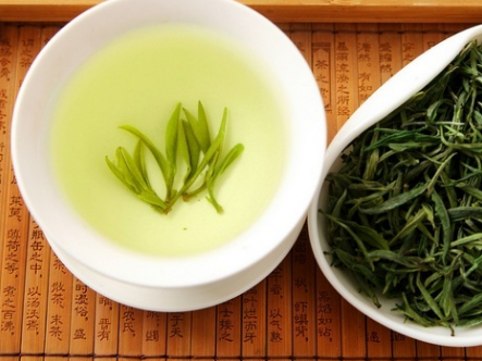 绿茶减肥的功效如何?
