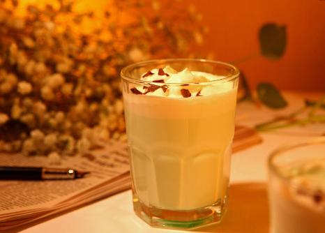 奶酪奶茶——奶茶界的最新趋势!