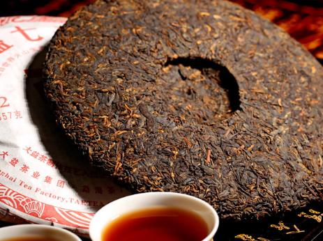 普洱茶怎样存储?图片