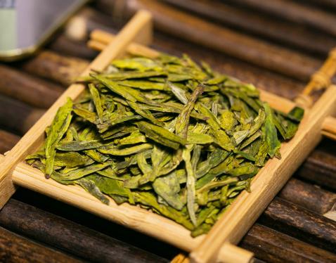 未经发酵的绿茶最抗癌!