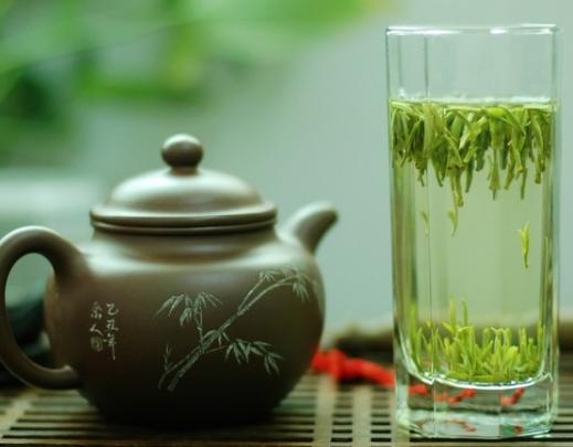品茶之道|正确品饮绿茶的方法!