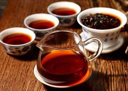 浅谈普洱茶具有的功效价值!