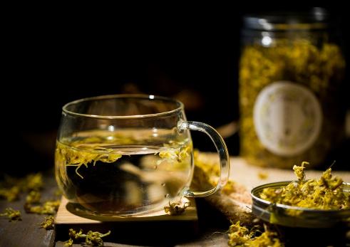 什么茶具有消炎的作用?