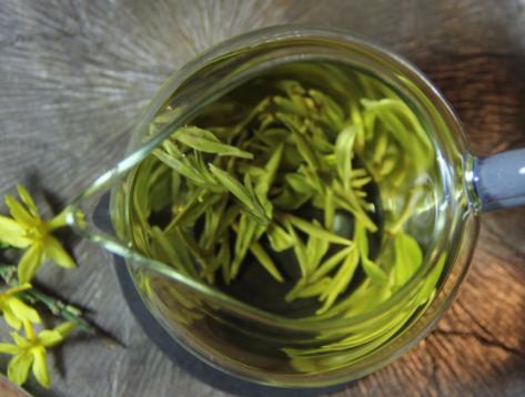 浅谈绿茶的保健作用!