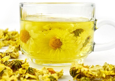 菊花茶有什么作用?