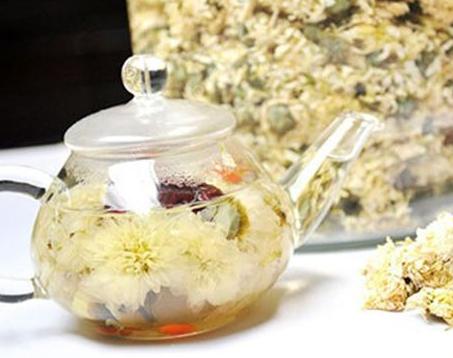 绿茶同菊花茶在一起泡是否犯冲?