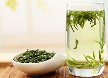 绿茶种类、功效及作用!