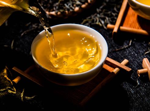 学会饮茶巧搭配,效果翻倍!