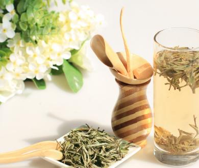 五种白茶的泡法,你get到了吗?