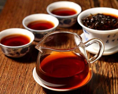 你不得不知的普洱茶养生搭配法!