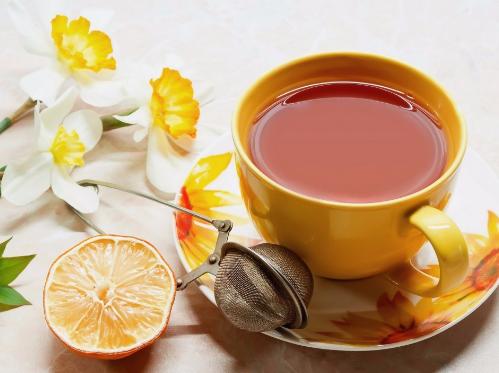 红茶具有减轻压力的奇效!