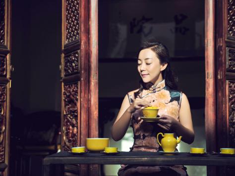 喝茶无疑是对自己的一种投资!