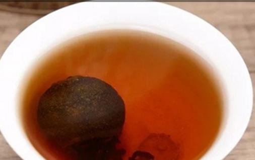喝柑普茶有什么好处