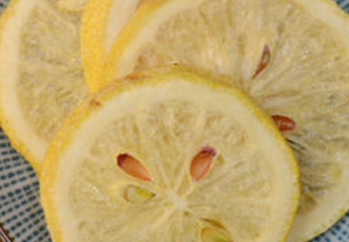 柠檬荷花茶有什么功效?