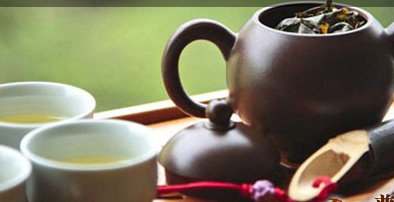 紫砂壶泡什么茶叶好