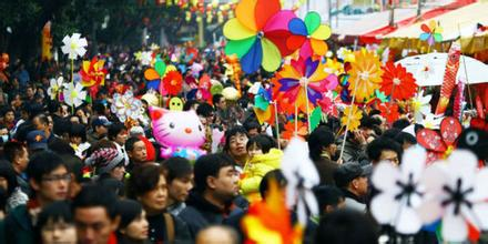 宁波过年和春节