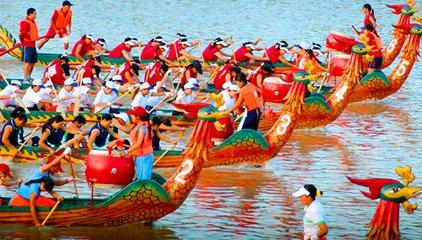 湖南龙舟竞渡习俗
