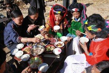 普米族春节